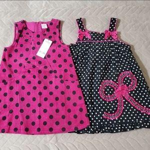BRAND NEW! 3pcs bundle lot Dresses & Top